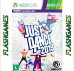 Just Dance 2019 - Xbox 360  | FlashGamesorocaba.com