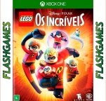 Lego The Incredibles - Xbox One | FlashGamesorocaba.com