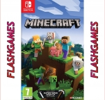 Minecraft - Switch | FlashGamesorocaba.com