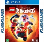 Lego The Incredibles - PS4 - 4x SEM JUROS | FlashGamesorocaba.com